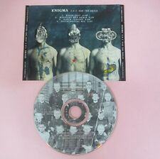CD singolo ENIGMA T.N.T FOR THE BRAIN 1997 PROMO CHARISMA DPRO-12230 no mc (S22)