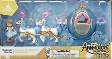 Disney Store  Animators' Collection Littles Cinderella Mini Set