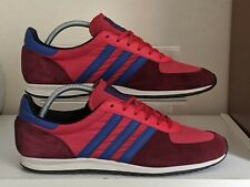 Adidas Adistar racer trainers size 9 Rouge Cw originals