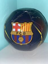 Lionel Messi Signed Autographed RARE Soccer Ball - COA