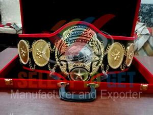 Pacific Wrestling Federation World Heavyweight Championship (AJPW) (NWA).