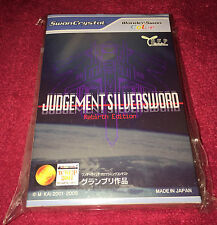OMEGA RARE Brand New Judgement Silversword Wonderswan Crystal Radiant Silvergun