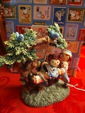New listing Enesco Simon & Schuster Raggedy Ann & Andy Figurine New in Box