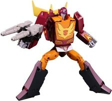 Takara Tomy Hot Rodimus MP40 Transformers Masterpiece With Coin And Stand New