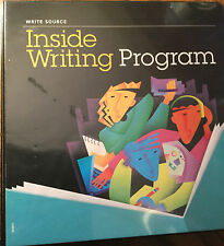 Write Source Inside Writing Program Grade 9 Resource Binder 2003 USED 0669506710