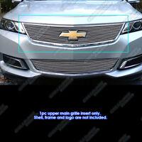 Fits 2014-2020 Chevy Impala Logo Show Upper Billet Grille Insert