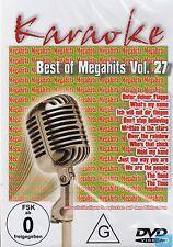 KARAOKE + DVD + Best of Megahits (27) + Texte auf Bildschirm + Partyspaß +