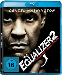 The Equalizer 2 Blu Ray