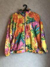 ADIDAS Full Zip Retro Jacket Vintage 90s Multicolor
