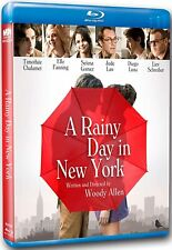 A Rainy Day in New York (2019) Woody Allen Blu-Ray NEW Free Ship