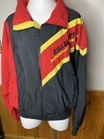 Vintage 1995 Mcdonalds Racing Team Bill Elliott Racing Jacket Sz M