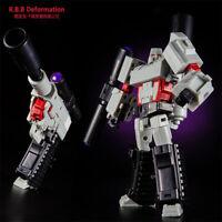 "KBB Assemble 5"" Megatron Decepticon G1 Gun Robot Action Figure Kid Toy In Stock"
