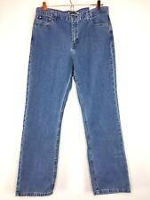 e98a41b1 Tommy Hilfiger Jeans Women's Size 12 Classic Fit Light Wash High Waist 0628