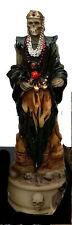 Queen Dead Zombie Gothic Skeleton Skull Seal Sigil Rubber Stamp War Battle Z X