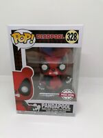 Funko Pop! Pandapool - Special Edition - 328 - Marvel Deadpool
