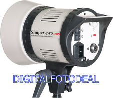 SIMPEX 350D & SOFT BOX STUDIO LIGHT FLASH SYSTEM + ONE YEAR WARRANTYSIMPEX 350D