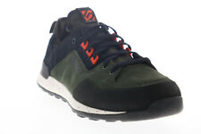 Five Ten Five Tennie Bc0876 Mens Green Suede Low Top Athletic Hiking Shoes 9
