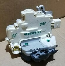 AUDI A3 8P FRONT RIGHT DOOR LOCK MECHANISM DRIVER SIDE OSF 4F2837016B 06 > 2012
