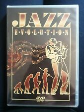 JAZZ EVOLUTION (DVD) New and Sealed