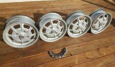 4  MAHLE 4 lug wheels gas burners vw porsche 914