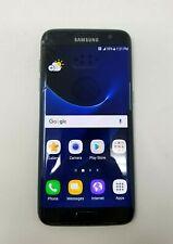 Samsung Galaxy S7 Edge - 32GB - Black (Unlocked) - Fair Condition