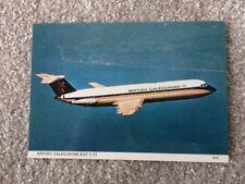 Postcard:- BRITISH CALEDONIAN BAC 1-11 - Charles Skilton & Fry Ltd