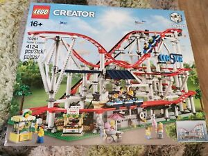 Lego 10261 Creator Expert Roller Coaster New and Sealed