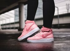 Nike AF1 Flyknit Mid Women's Trainers. Size 6 UK, 40 EUR. New. 818018 802. Boxed