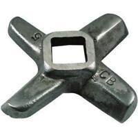 Coltelli per tritacarne COLTELLO INOX X TRITACARNE N°22