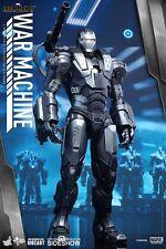 Hot Toys WAR MACHINE Diecast Iron Man 2 1/6 Figurine Neuf Scellé UK