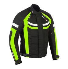 Motorcycle Motorbike Waterproof Windproof Mens Cordura Jacket Collection