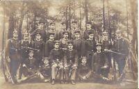 uralte AK Soldatengruppe Kompanie Feldpost 1916 Photo-AK //70
