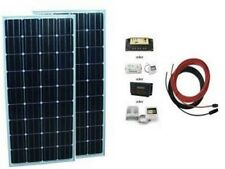 Komplettpaket Solaranlage Photovoltaik Anlage 200 Wp + 1500W  Wechselrichter