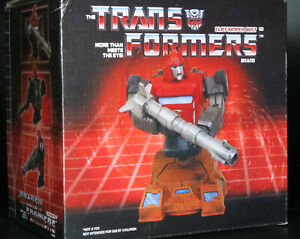 Transformers - CLIFF JUMPER BUST - 266/1000 - Diamond Select - New