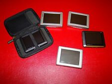 Lot of 5 Garmin nuvi 360 & 205 (NOT TESTED) selling for parts or FIX