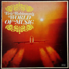 Eric Robinson's - World Of Music - Box Set 10 x Vinyl LP FREE UK P&P