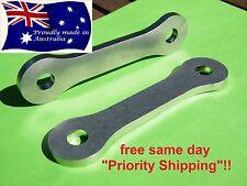 Kawasaki KX65 Lowering Links KX 65 MX Dirt Track rear lowering kit dog bones