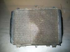 1988 Kawasaki ninja ZX600C radiator and fan zx 600 R rad coolant ZXR