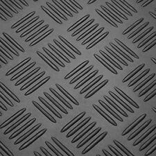 3m² Riffelblechmatte Gummimatte 1,50 x 2,00m, 3mm