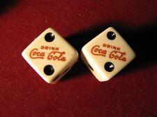 COCA-COLA COMPANY DICE SODA POP ADVERTISING; CASINO