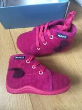 Mod8 filles designer dur semelle chaussons bottes taille 3 eu 19New free post