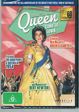 WHEN THE QUEEN CAME TO TOWN  DVD REGION 4