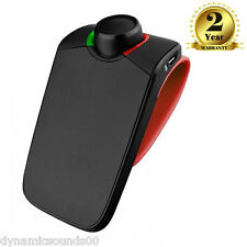 PARROT MINIKIT Neo 2 HD Bluetooth Mobile Phone Handsfree Portable Car Kit - RED