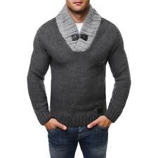 Grobe Herren-Pullover in Größe 2XL