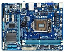 H61 motherboard Gigabyte/tega h61m-ds2 1155-pin collector display panel Used