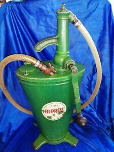 Vintage Castrol Hypoy/press Oil  Pump, Stockbridge, Shop, Film, TV, Prop