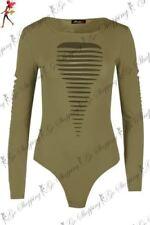 Maglie e camicie da donna a manica lunga Body taglia M