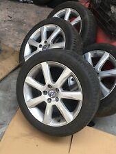 4X Volvo 7JX17H2 ET50 Fitting Alloys 215 50 17 Michelin Primacy 3 Good Tyres Inc