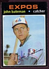 1971 TOPPS JOHN BATEMAN  CARD NO:628