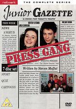 PRESS GANG: THE COMPLETE SERIES - DVD - REGION 2 UK